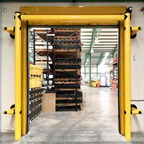 accesorios puertas industriales