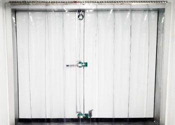 instalacion cortinas lamas PVC