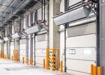 cortinas de aire industriales