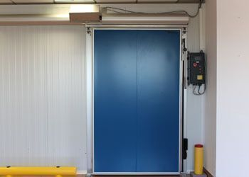 puerta corredera para cámara frigorífica