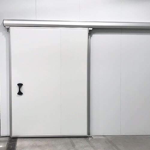 puerta corredera servicio industrial