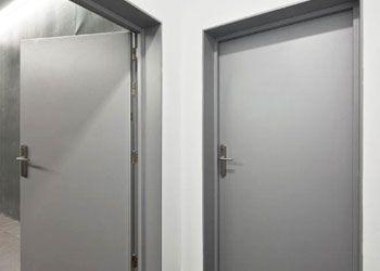 puertas para estudios de grabación