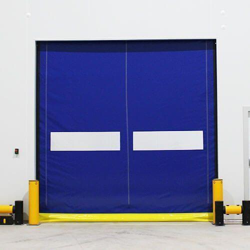 puerta de rollo rapido