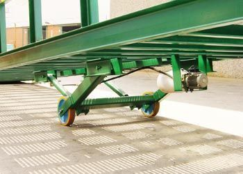 grupo hidráulico rampa de carga