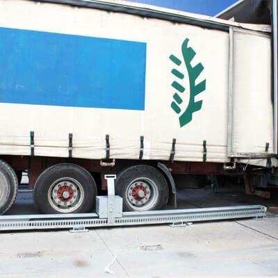 retenedor de camiones